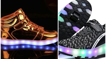 Light Up shoes for adults 2019 – 2020: Buyers' Guide best list