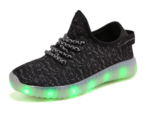 light up shoes - Breathable LED Sneakers