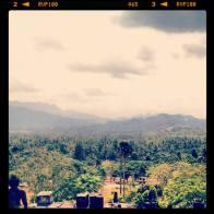 Pemandangan dari Atas Borobudur