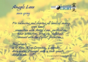 Angels Love Label