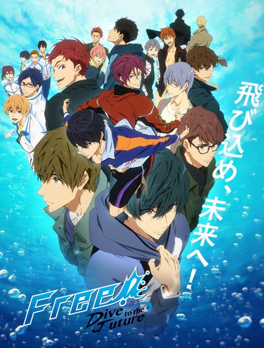 Free!-Dive to the Future-   Bangumi 番組計劃