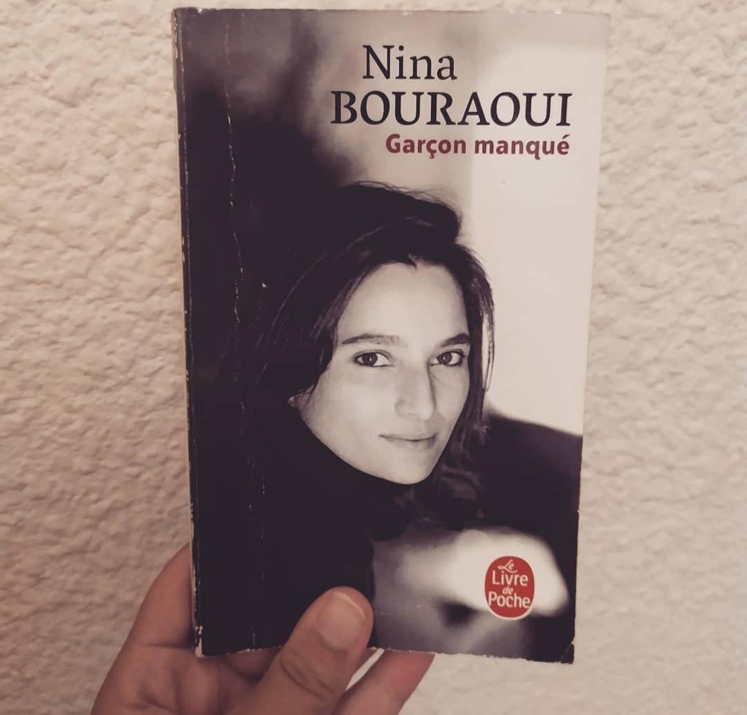 Nina Bouraoui libro garçon manqué