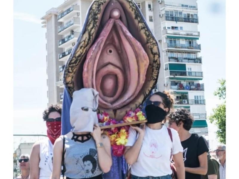 foto santas feministas