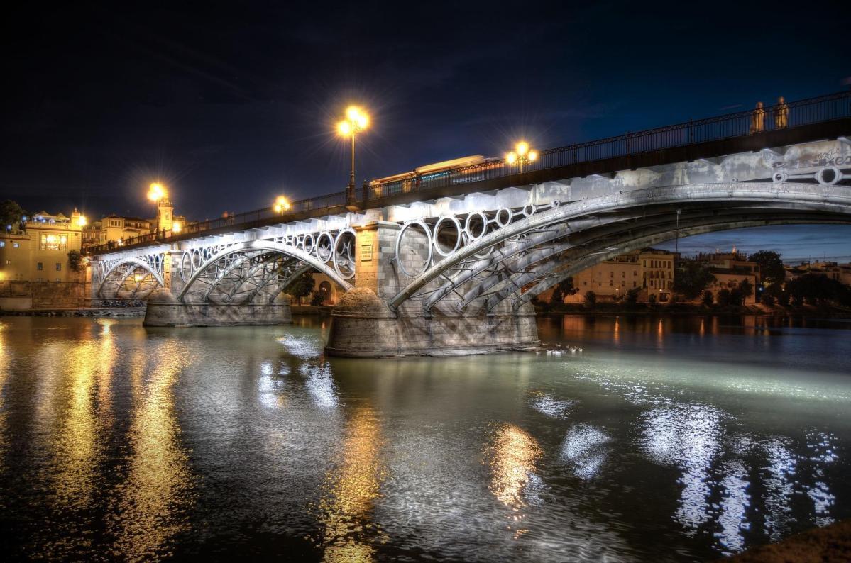 cuadro triana puente