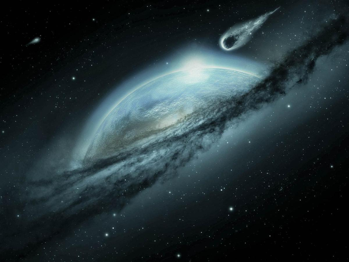 meteorito planeta