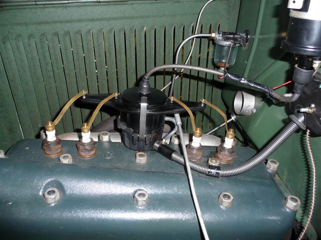 1929 Model Engine Wiring Diagram A