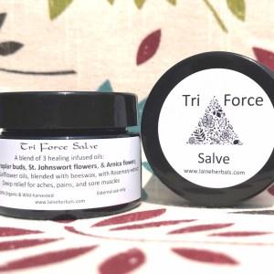 Tri Force Salve