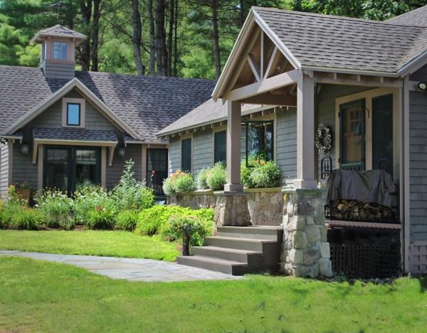 Laine M. Jones Design |Cottages & Summer Homes