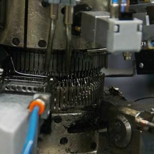Machine à tricoter circulaire Laines Paysannes