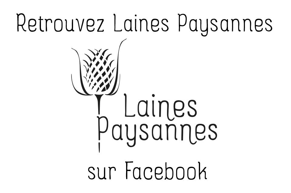 Page Facebook laines paysannes