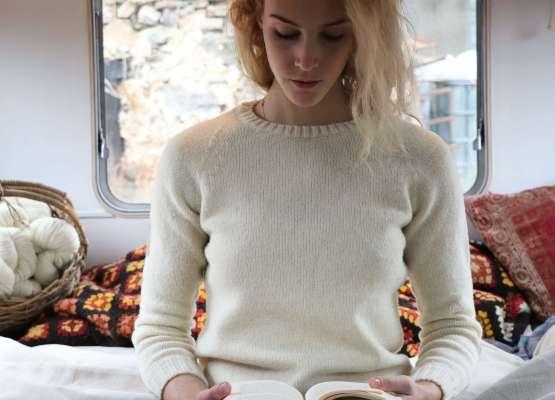 pull pure laine bio fabrique france