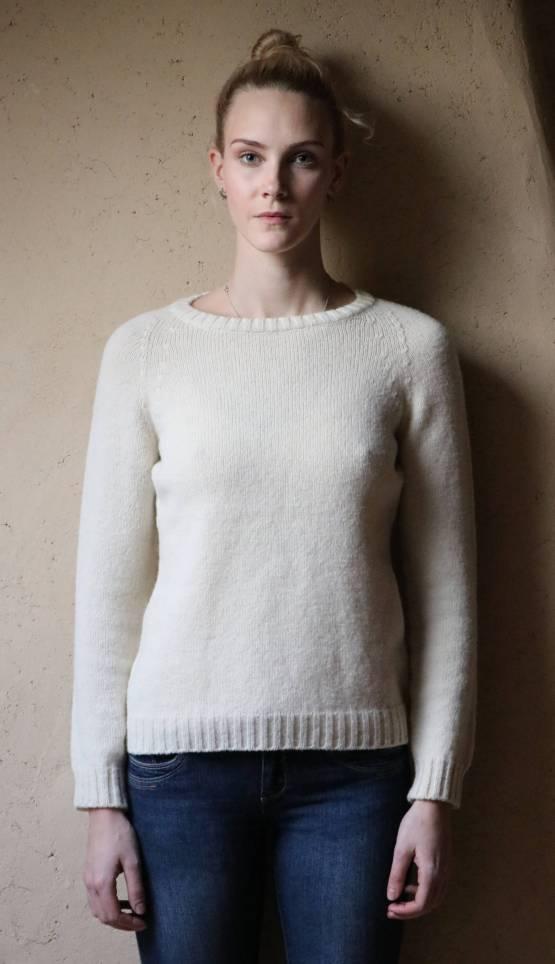 pull pure laine pyrénées Laines Paysannes