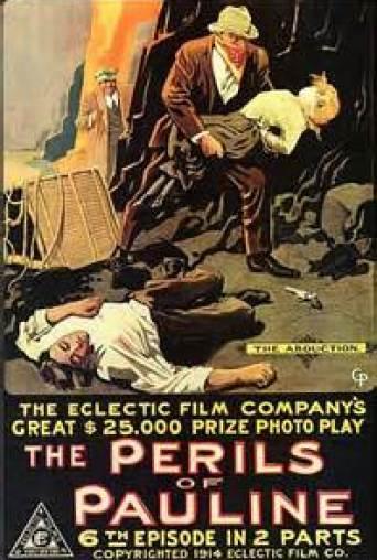 Perils of Pauline poster