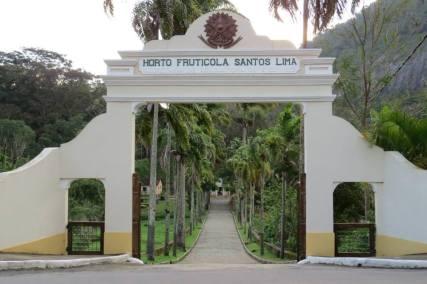 Horto Florestal Santos Lima 2