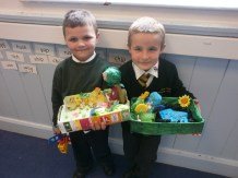 Home Learning in Reception