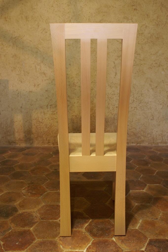 Chaises Aux Pieds Courbes Par Boris Beaulant Sur L'air Du Bois