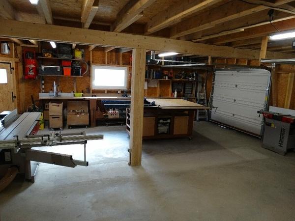 Amenagement Garage Atelier Tuerie Volailles Plan 6