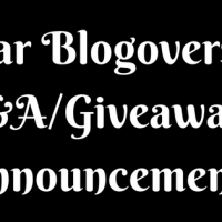 1 Year Blogoversary Q&A/Giveaway Announcement!
