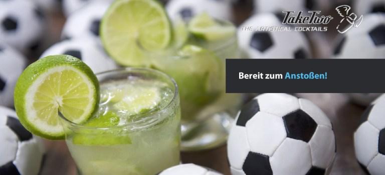 Cocktailshow, TakeTwo, Lais Franzen, Caipirinha, Event, Fußball WM, Fußballshow
