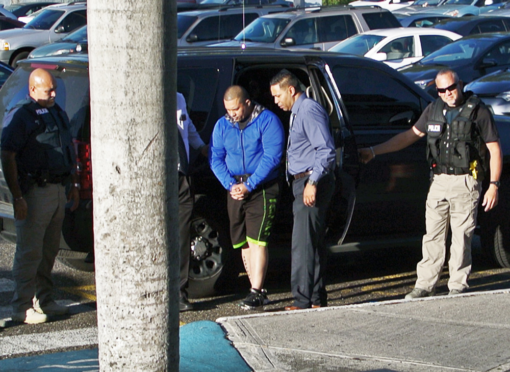Arresto Carlos Gabriel Laster Ramos 2