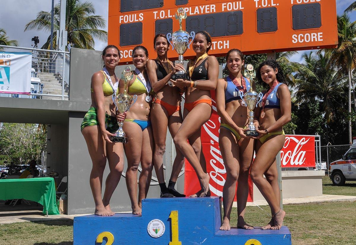 Justas LAI Voleibol Playa Femenino-1340