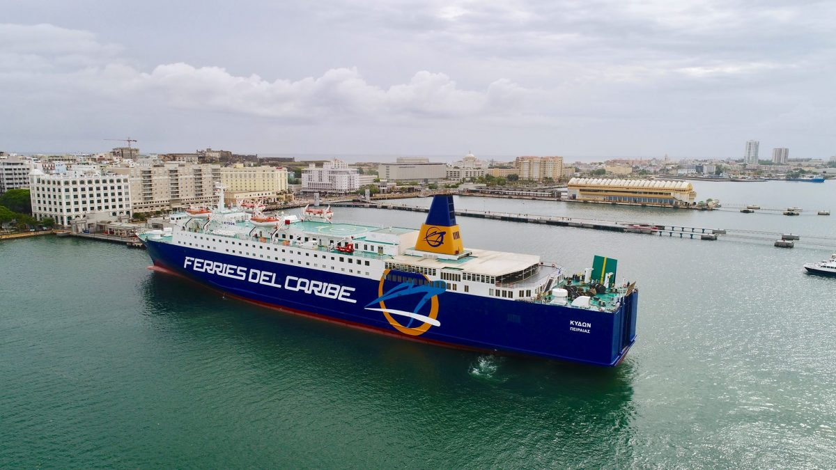 Ferries del Caribe reanuda servicio entre Puerto Rico y República ...