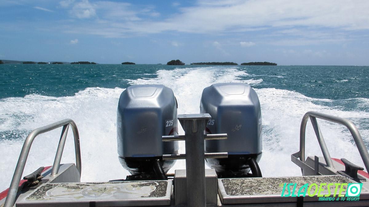 Bote Playa Mar 8159