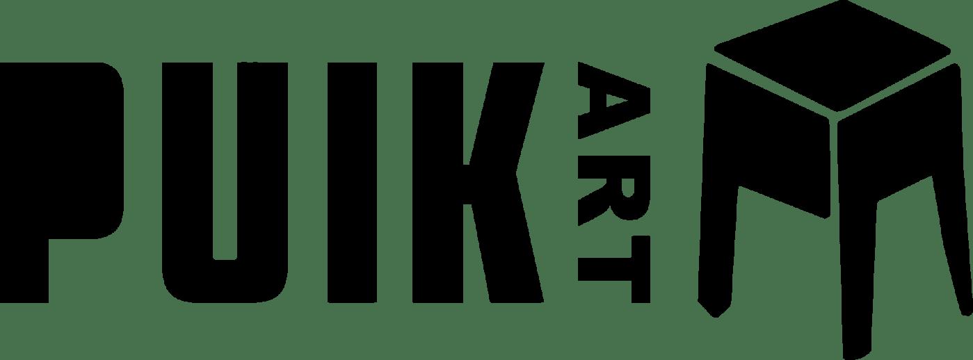 PA Logo + Stoel Zwart
