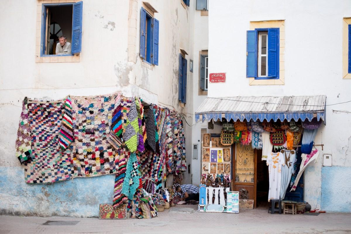 Voyage \ Essaouira (#1) - la belle Mogador