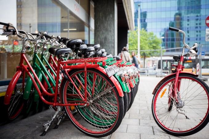 rotterdam - bikes