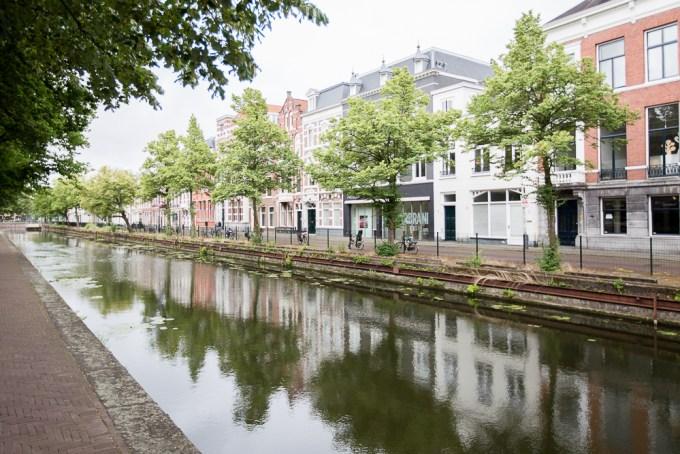 La Haye - canaux