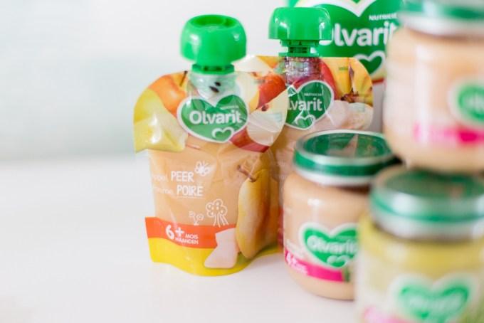 Ambassadrice Nutricia Olvarit