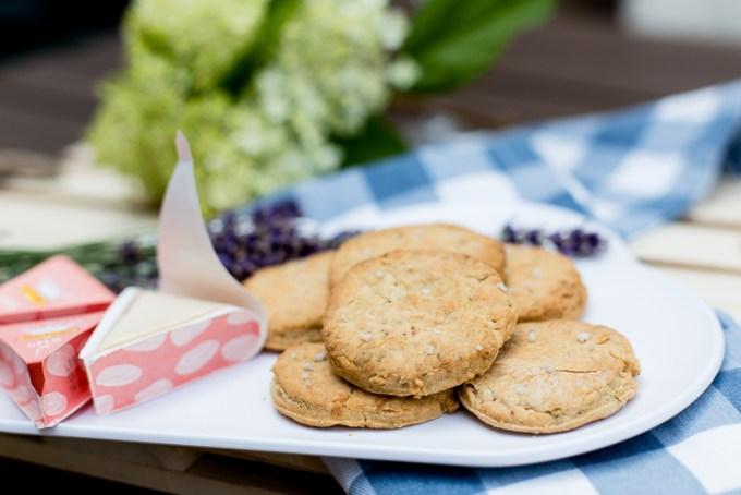 Milkana recette biscuits