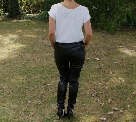 Safran Deer and Doe en simili cuir - Laissons Lucie Faire