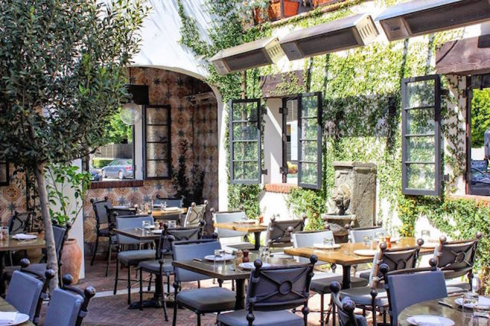 The Best Outdoor Dining Patios In Los Angeles LAist