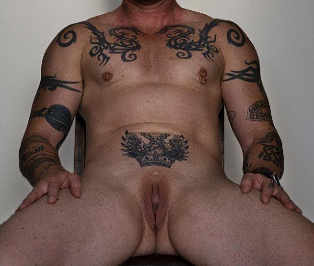 Buck Angel Porn Star Man With A Vagina
