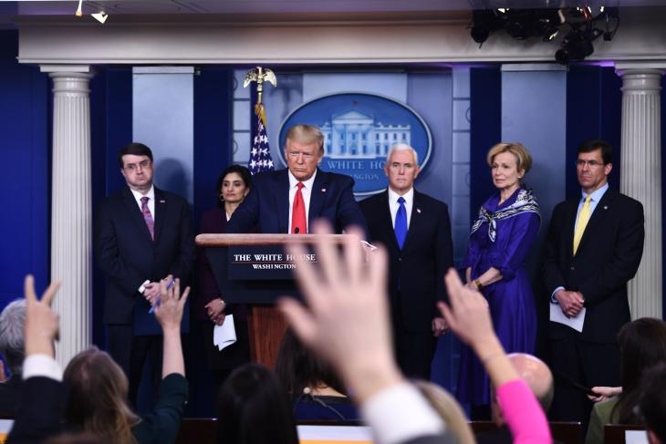 Takeaways From Trump, White House Coronavirus Task Force Briefing