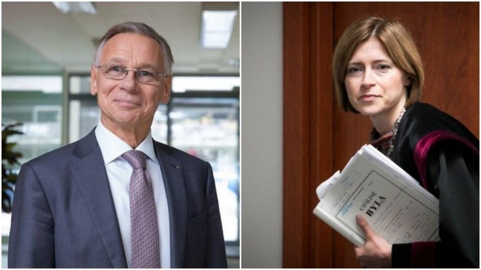 """Teisėja Lidija Valentukonytė banditiškai metodais bandė uždaryti """"Laisvą laikraštį"""", pripažino teismas"""