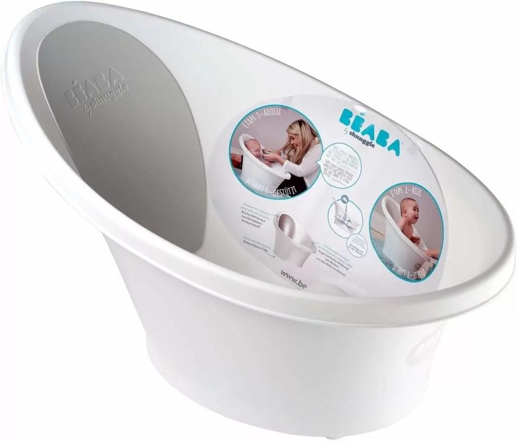 meilleure baignoire bebe comparatif