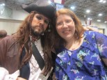 along with Captain Jack....