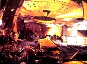 Le Krypton à Aix-en-Provence après 1984, alors qu'il est abandonné