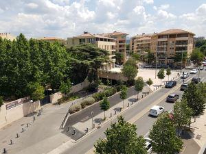Pour la réouverture de la terrasse du GTP à Aix-en-Provence