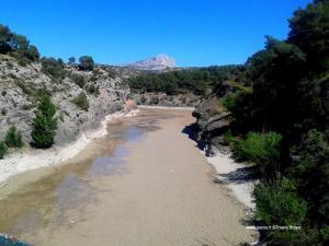 Le barrage Zola vidé