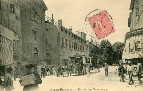 Bibliothèque Méjanes - PHO. CPA. AIX. 0219