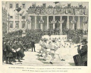 Le président Carnot à Aix-en-Provence