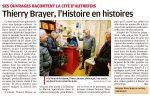 """""""On"""" parle de l'Aixois Thierry Brayer !"""