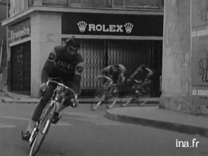 La Ronde cycliste du carnaval d'Aix-en-Provence