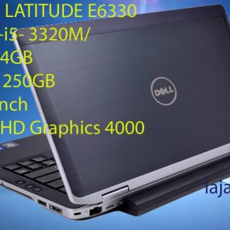 Laptop Nhật Bản Dell Latitude E6330 – Intel Core i5-3320M/4/320GB/13,3