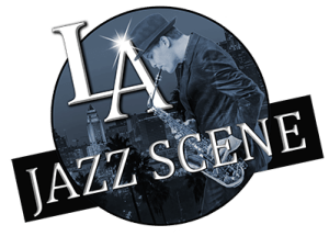 new logo for LA Jazz Scene