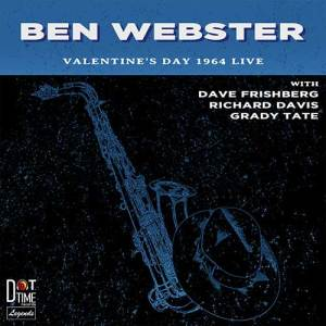 Ben-Webster CD Cover